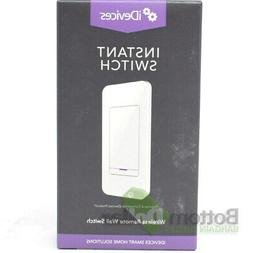 iDevices Instant Switch - Wireless Remote Wall Switch, Works