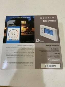 Insteon 2732-292Programmable Thermostat