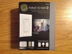 Jasco 12723 In-Wall Add-On Switch  ZWAVE / IRIS / ZIGBEE / B