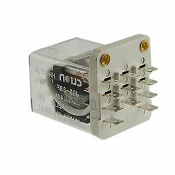 JQX-38F 3Z DC 12V Coil 40A Electromagnetic Relay 3PDT 11 Pin