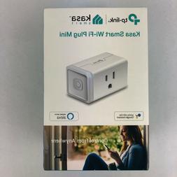 Kasa Smart Wi-Fi Plug Mini TP-Link works with Alexa and Goog