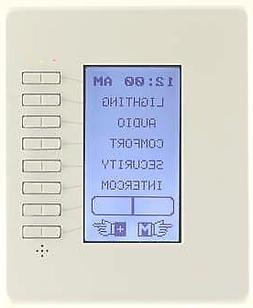 RCS   KPG8   LCD Keypad   8 Button   Graphical Keypad   Home