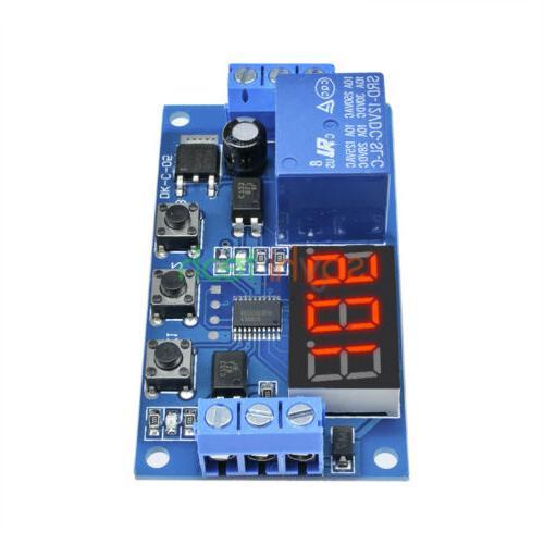 12V LED Delay Relay