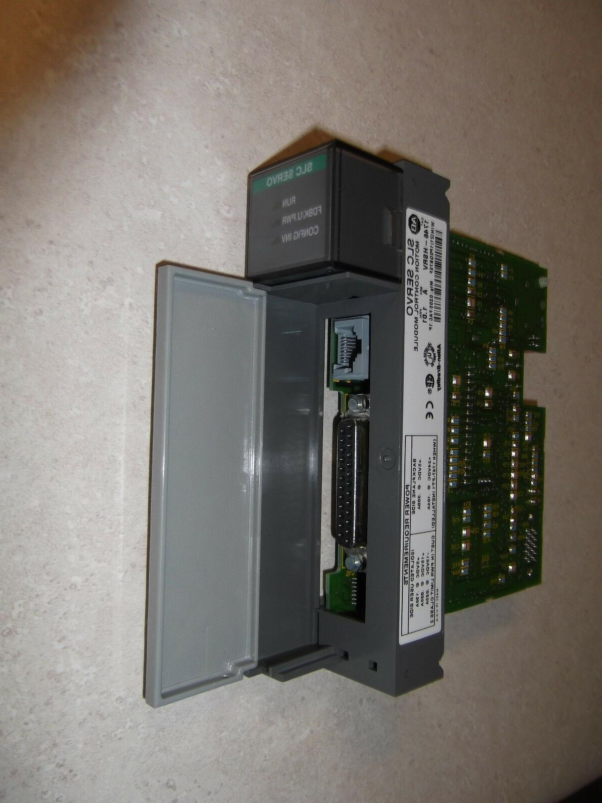 1746-HSRV Motion Control w/ Panel&Cable