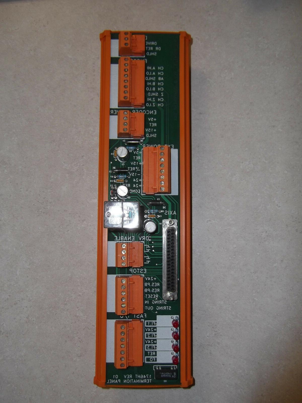 1746-HSRV Allen-Bradley Control Termination Panel&Cable