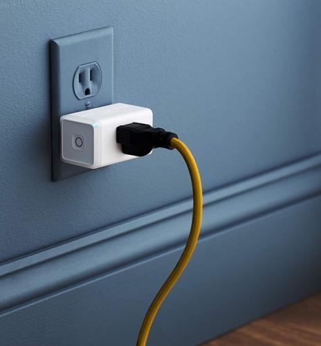 2 WiFi Smart Plug Power Switch Control Socket
