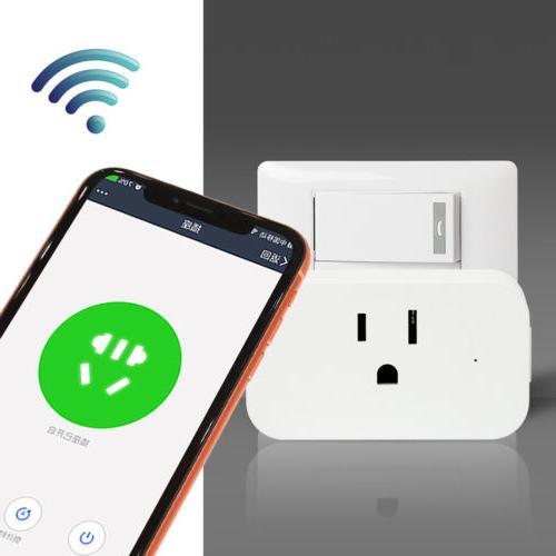 Wireless Socket Outlet Alexa Google Home Echo