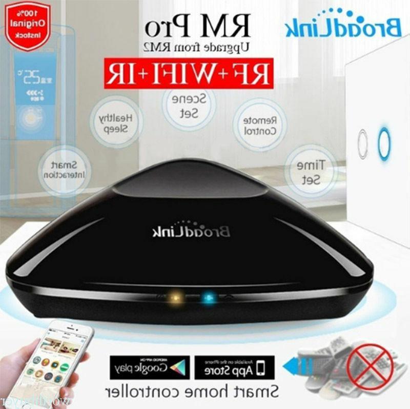 2018 Updated Version Broadlink RM Pro+ RM03 Smart Home Autom