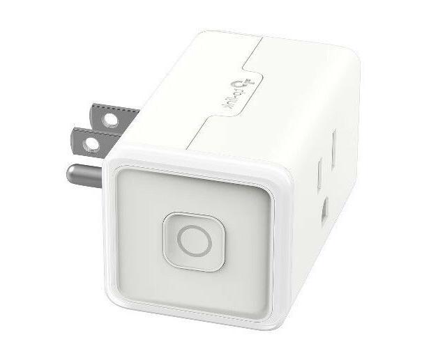 2pk Tp-Link Plug Work w/ Alexa Google Home Home