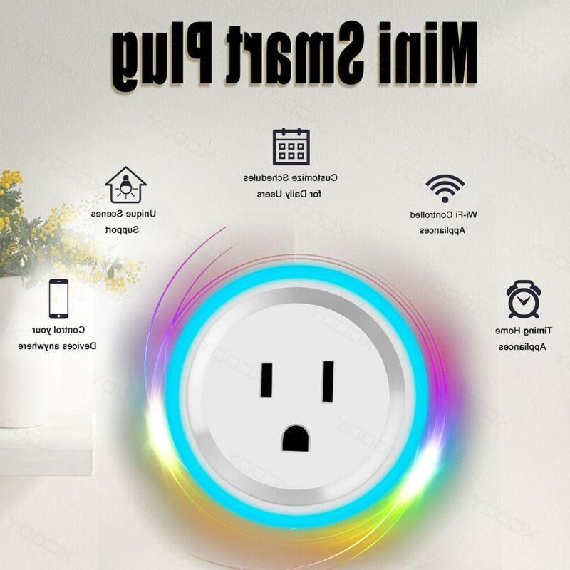 2X Smart Socket Outlet Remote Switch Home Plug