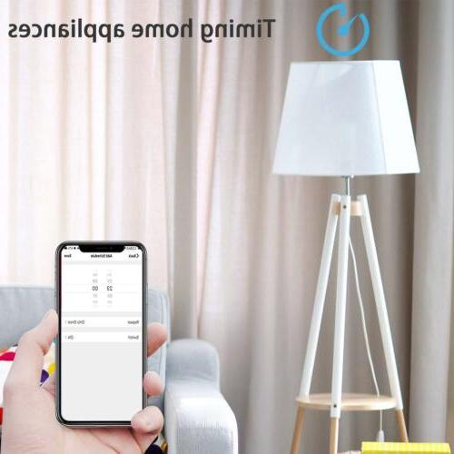 2x Wifi Outlet Remote Home