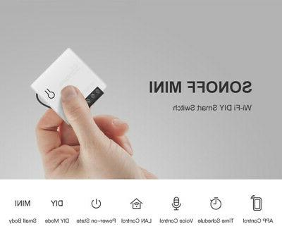SONOFF Intelligent Switch Smart Appliance