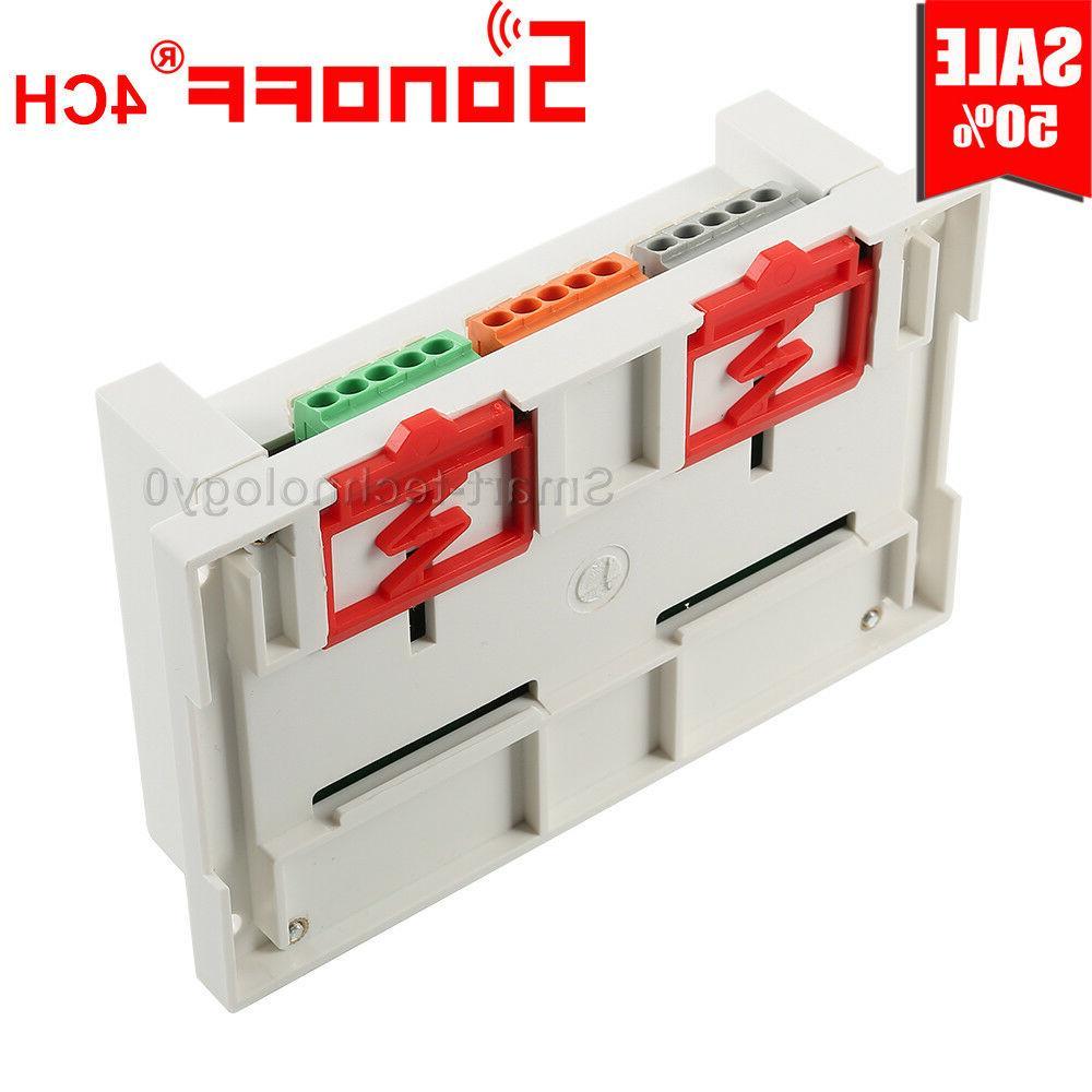 Sonoff 4CH/4CH Switch Home