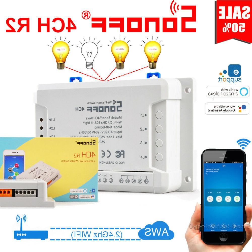 4ch 4ch r2 channel remote ctrl smart