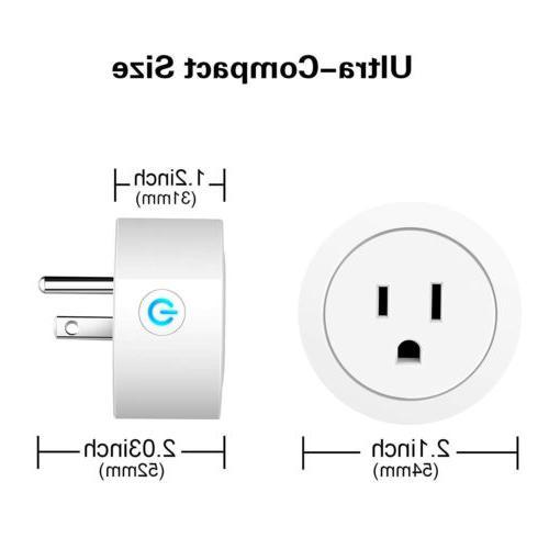 4x Remote Works with Alexa&Google
