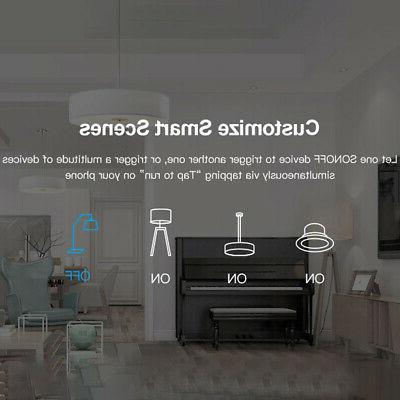 5*SONOFF Mini Way Intelligent Appliance Automation Switch