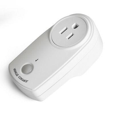 5 Remote Control Outlet Switches US Plug Remote
