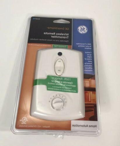 GE Wireless Transmitters 8 Areas