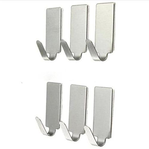 LiPing 6/12PCS Utility Hooks Home Duty 1 lb, and Oilproofwith Strong.