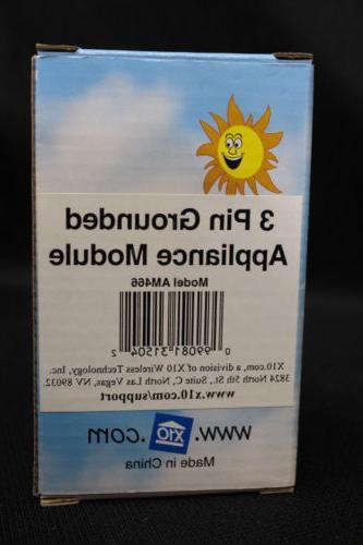8pc Automation Set: Lamp Appliance