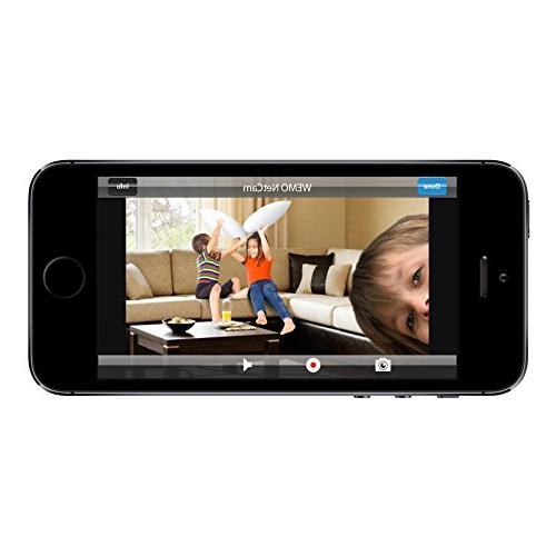 Belkin NetCam Wireless IP Camera for Smartphone and Digital Audio