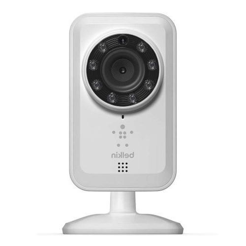 Belkin NetCam Wireless IP Camera for Tablet and Smartphone w