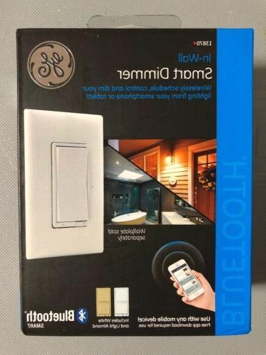 GE Bluetooth Smart Dimmer , 13870