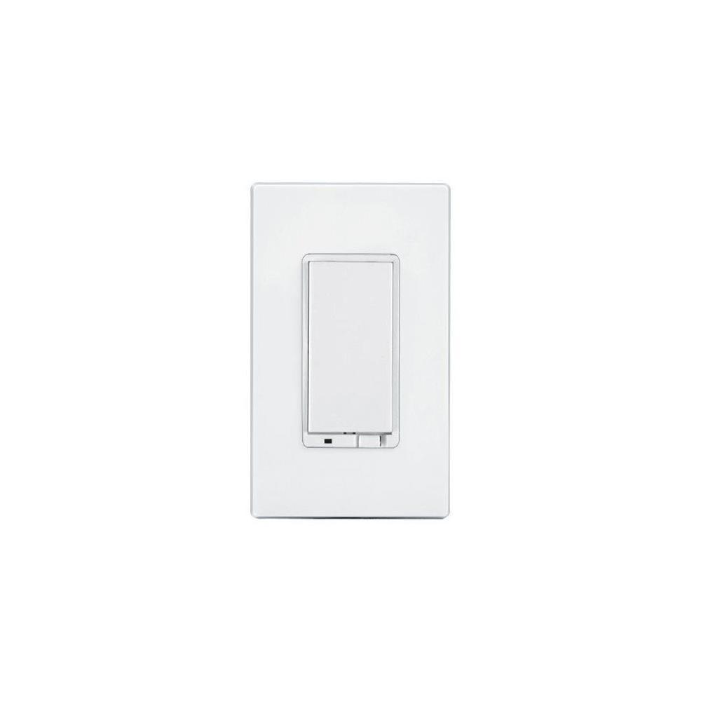 Ge - Z-wave In-wall Smart Wireless Fan Control - White