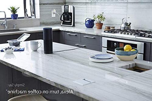 Kasa Smart WiFi Plug by – Plug, Required, Works Alexa and Google