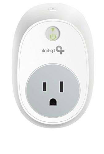 Kasa WiFi Plug by TP-Link Plug, No Hub Works with and Google