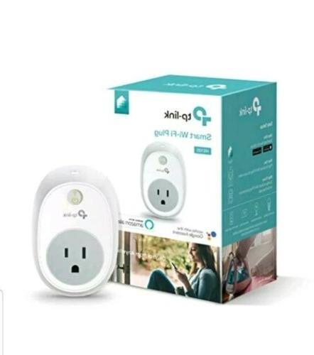 Kasa Smart WiFi Plug by TP-Link – Smart