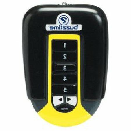 NTN Buzztime Home Trivia System Controller Yellow