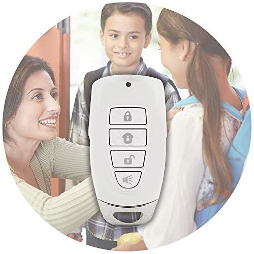 SK-200 SkylinkNet Connected Wireless Alarm System, & Home System, iPhone Smartphone
