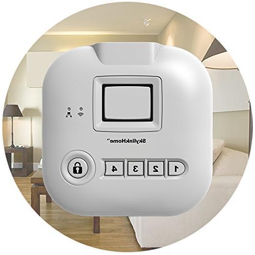 Alarm Home iOS iPhone Smartphone with No