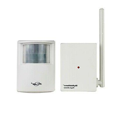 SkylinkHome SK-10 Wireless Motion Sensor Activated Light Lam