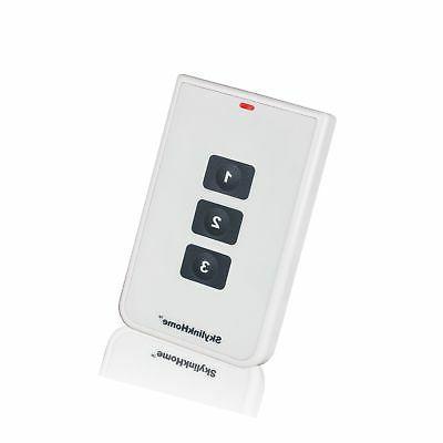 SkylinkHome TC-318-3 Three Button Wireless Lighting Remote C