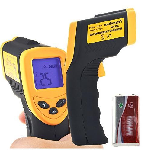 Tccmebius TCC-8380 Non-contact Digital Laser Ir Infrared The