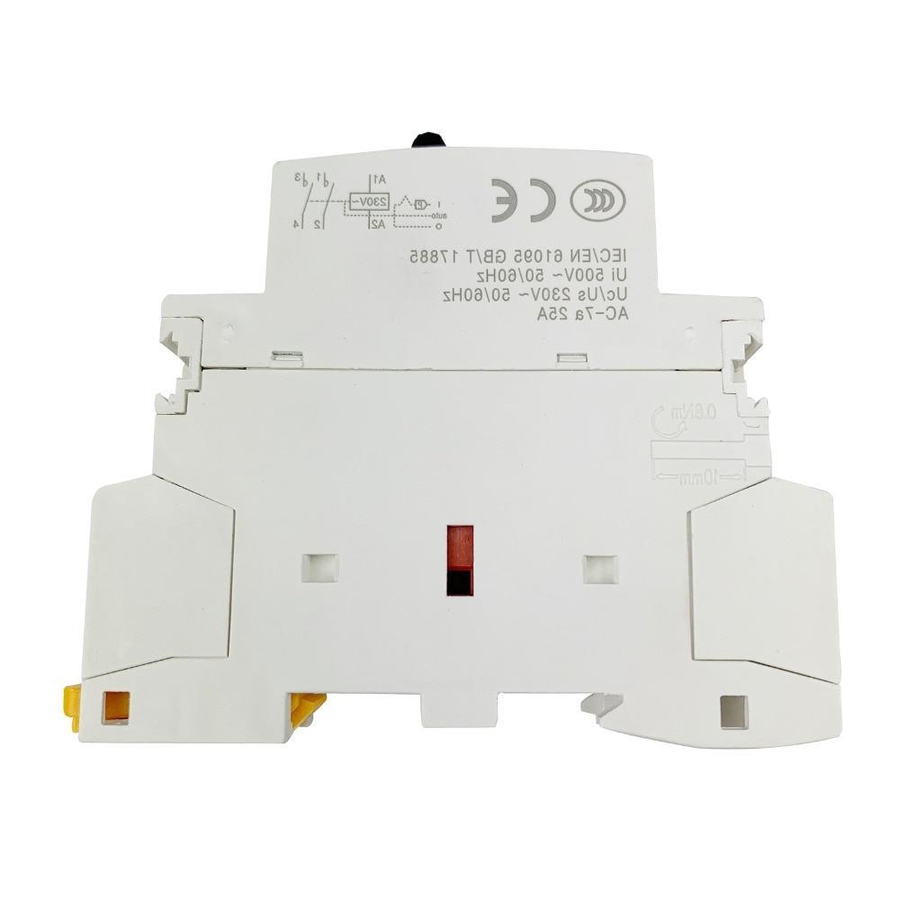 Manual DIN 2NO 220V/230V For <font><b>Automation</b></font>