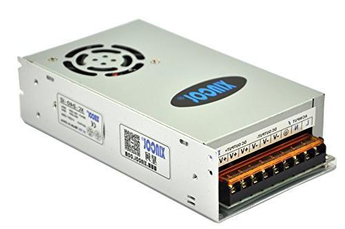 ac110v 220v dc12v 20a switched