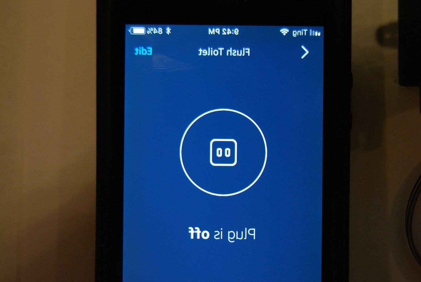 "A+ Amazon Echo Servo WiFi ""FLUSH Automation Kit"
