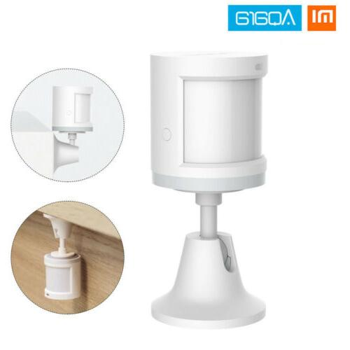 aqara motion sensor zigbee connection for alarm
