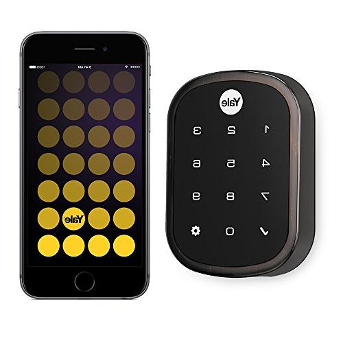 Yale Assure SL - Key Lock with Keypad - Works with Apple HomeKit in