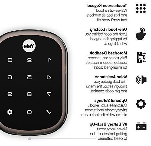 Yale - Free Smart Lock - HomeKit Siri