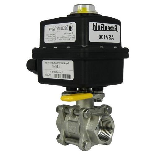automatic security valve kit