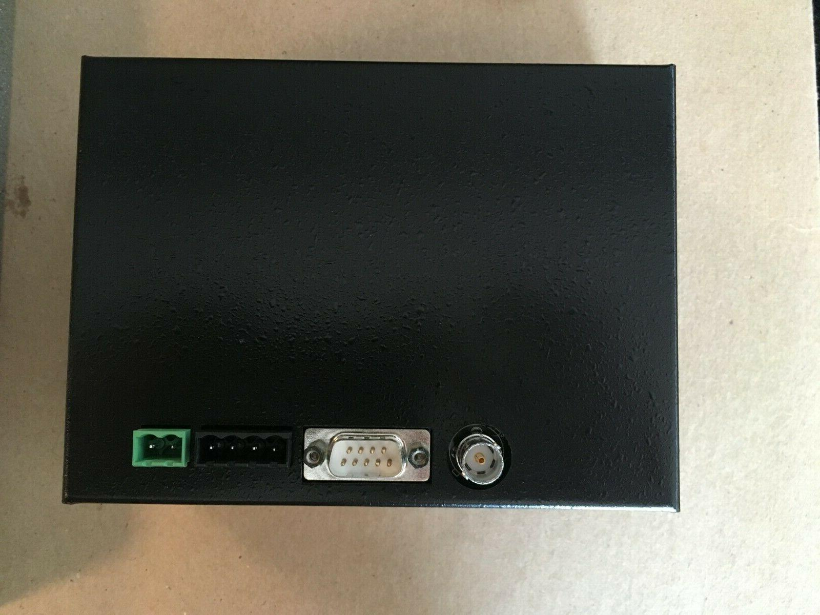 AMX Home Automation Touch Panel Black