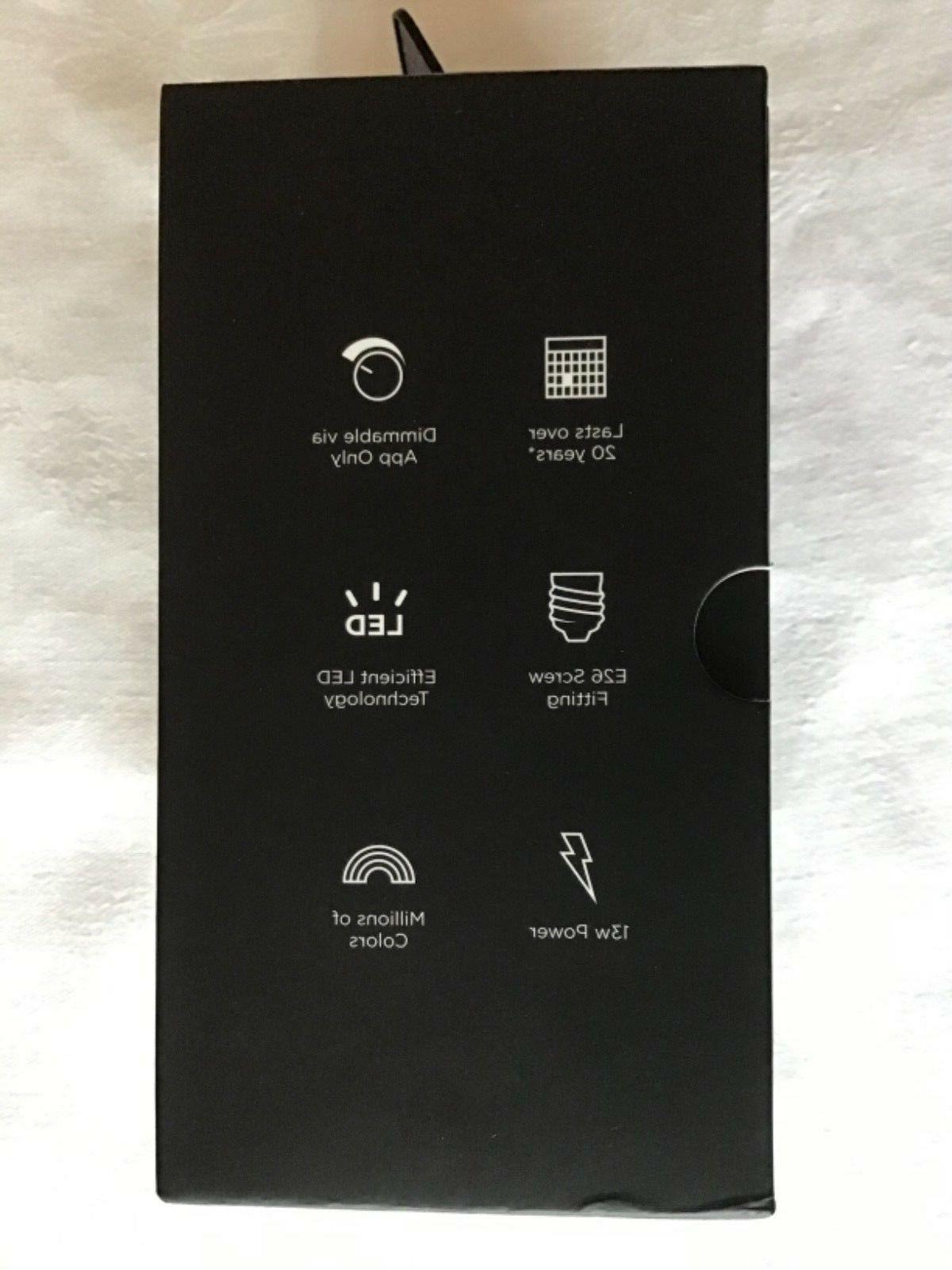 Misfit Wearables Wireless Led Smart Light