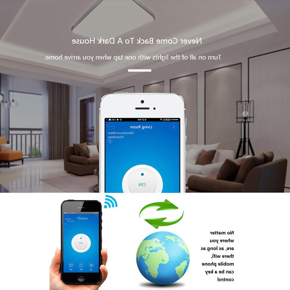 Sonoff Basic Home WiFi Wireless Module For Android APP Ctrl