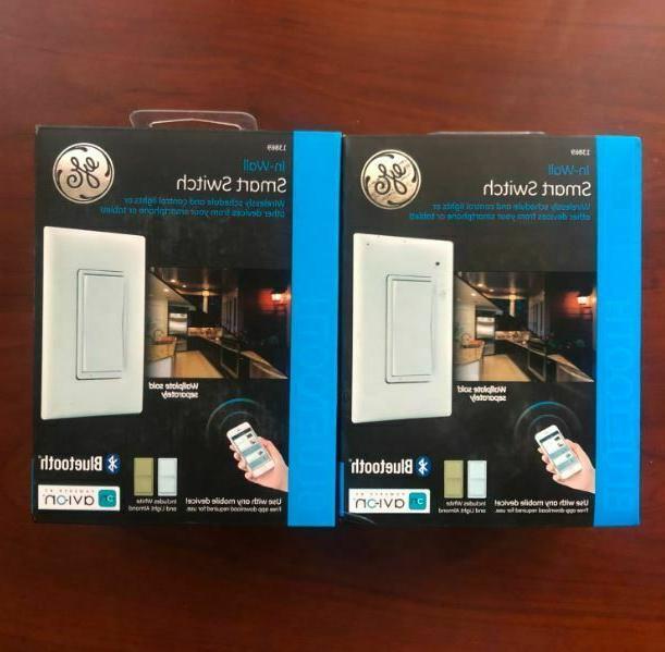 bluetooth smart switch