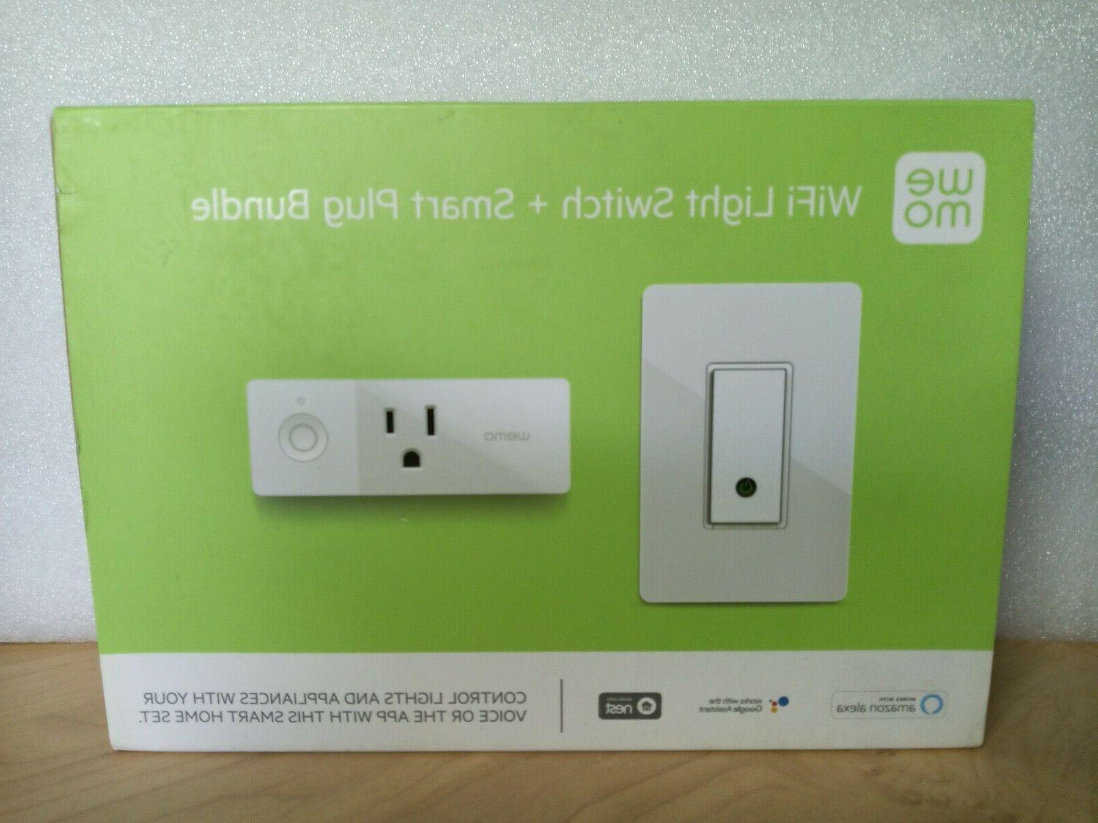 brand new sealed wi fi light switch