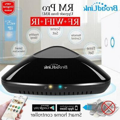 Broadlink RM Pro Wireless Smart Home Automation WIFI+IR+RF R